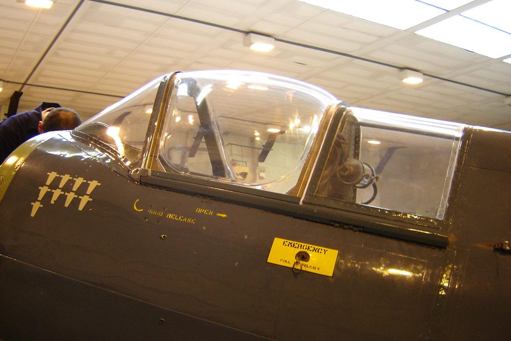 Cast Acrylic Spitfire