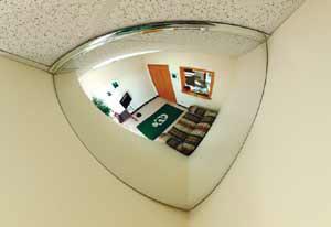 Convex Vision Mirror