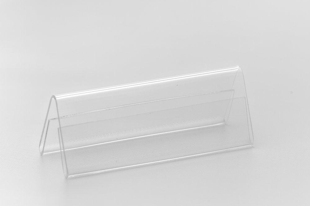 Folded Label Holder