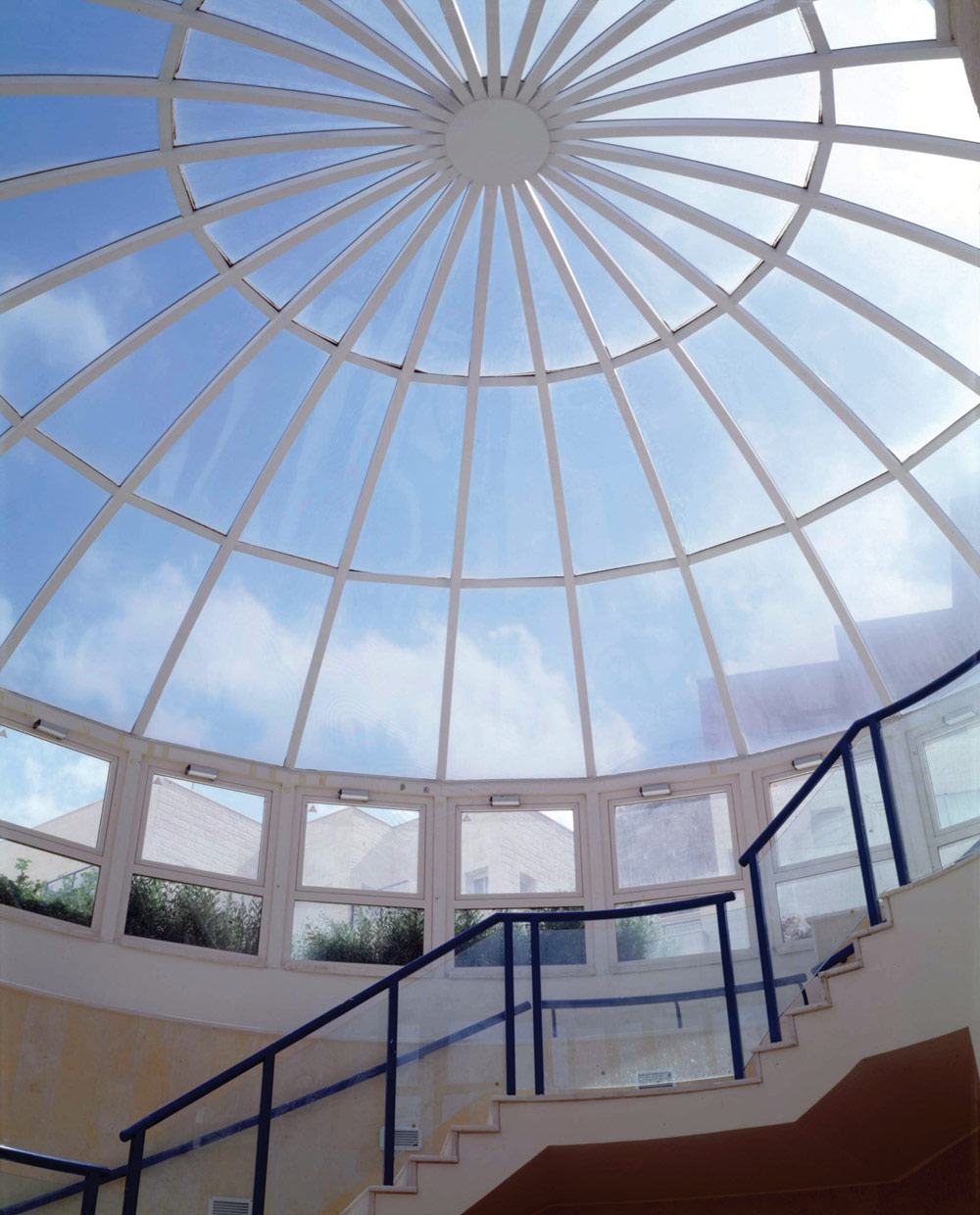 Roof Dome Glazing