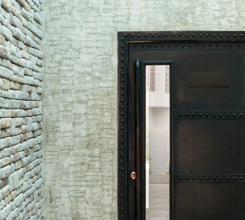 Plasiax Diamond Security Door