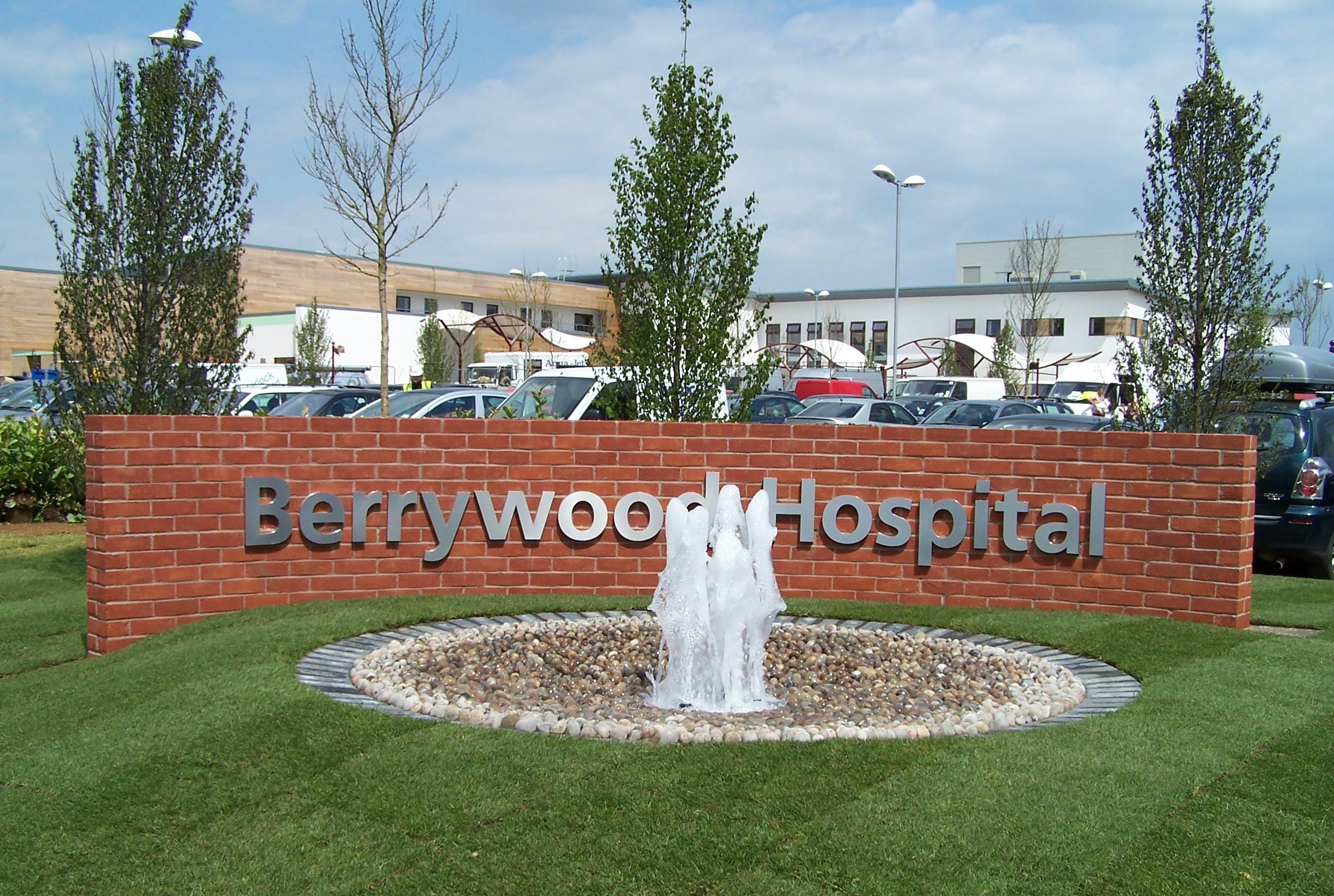 Berrywood Hospital, Northampton