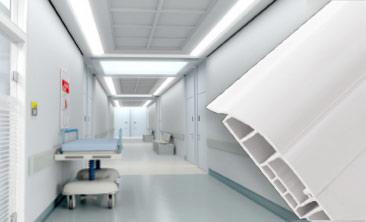Plasiax™ Pure Hygiene Cladding & Accessories