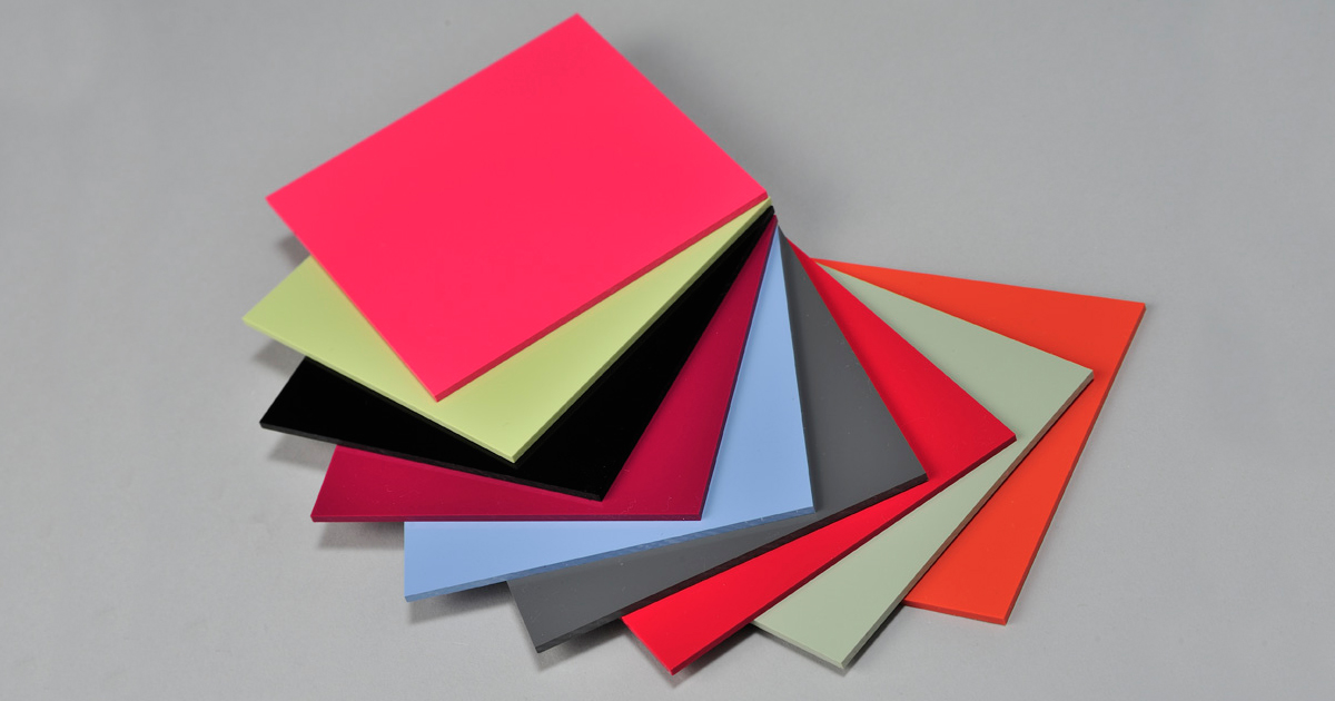 Plasiax Pure wall cladding colour options