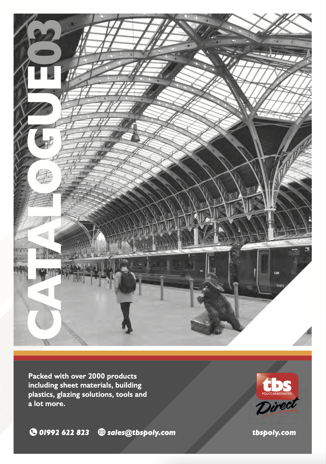 New TBS catalogue out now!